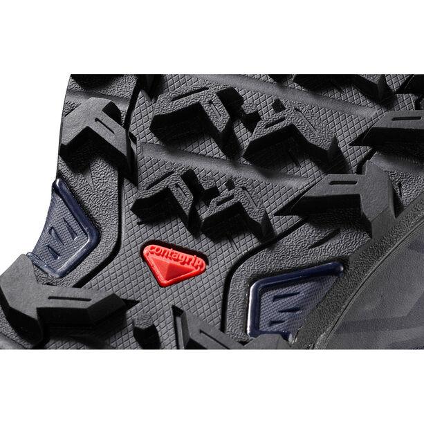 Salomon X Ultra 3 GTX Shoes Herr graphite/night sky/hawaiian surf