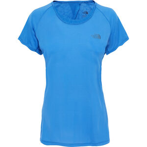 The North Face Better Than Naked S/S Shirt Dam amparo blue amparo blue