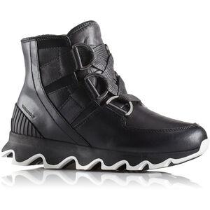 Sorel Kinetic Short Lace Shoes Dam black/white black/white