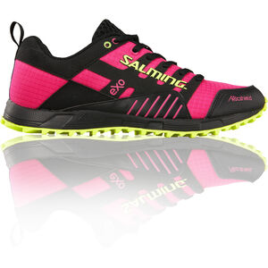 Salming Trail T4 Shoes Dam black/fluo pink black/fluo pink