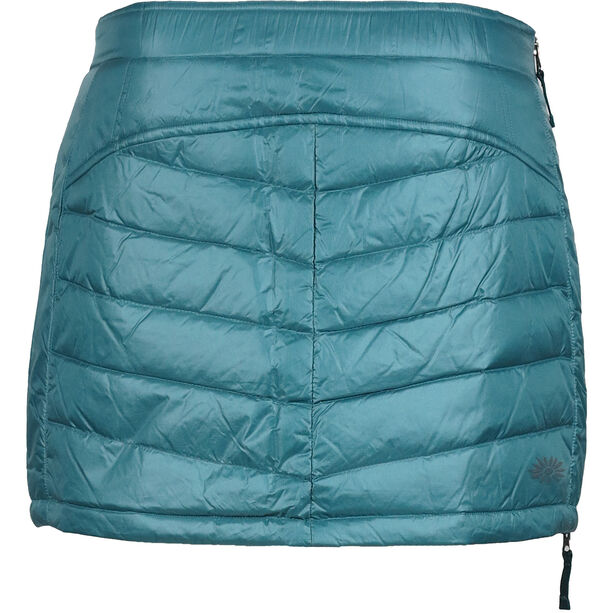 SKHoop Mini Down Skirt Dam Blue Surf