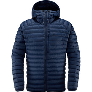 Haglöfs Essens Mimic Hooded Jacket Herr tarn blue tarn blue