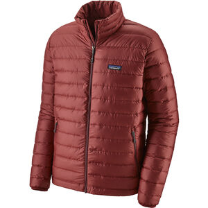 Patagonia Down Sweater Herr Oxide Red Oxide Red