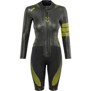 Colting Wetsuits Sr03 Swimrun Wetsuit Dam black black