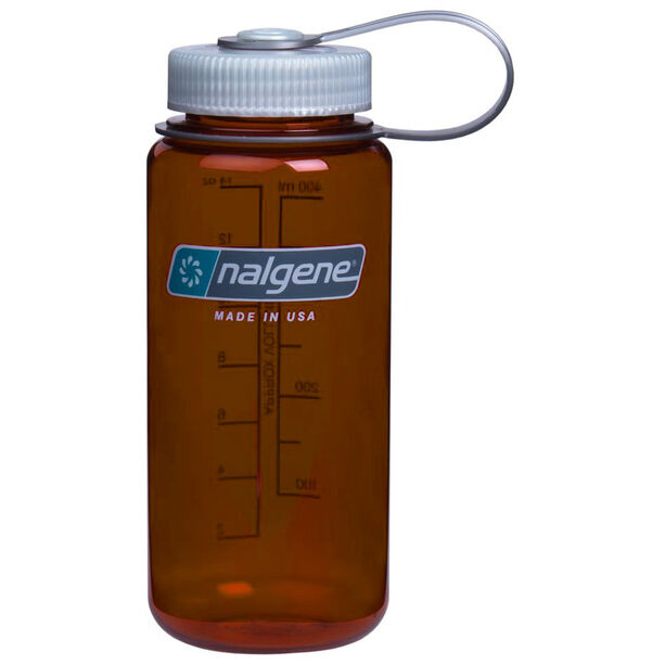 Nalgene WideMouth Tritan Flask 500ml rustic orange