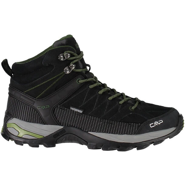 CMP Campagnolo Rigel Mid WP Trekking Shoes Herr black-loden