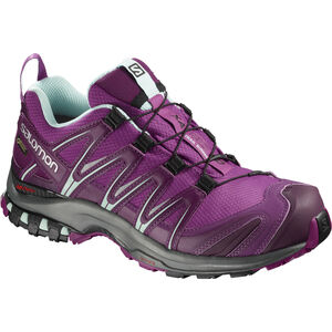 Salomon XA Pro 3D GTX Shoes Dam hollyhock/dark purple/eggshell blue hollyhock/dark purple/eggshell blue