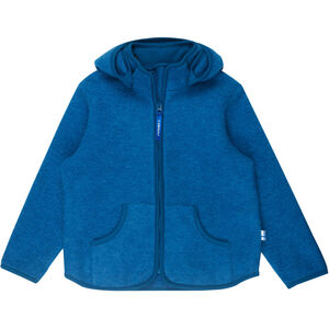 Finkid Tonttu Sport Wool Zip in Inner Jacket Barn seaport seaport