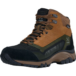 Haglöfs Skuta Proof Eco Mid Shoes Dam oak/deep woods oak/deep woods