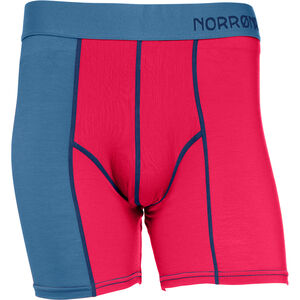 Norrøna Wool Boxer Herr jester red/denimite jester red/denimite