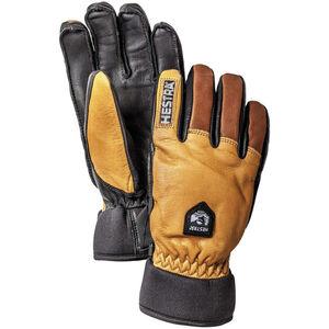 Hestra Army Leather Wool Terry Gloves kork/brun kork/brun