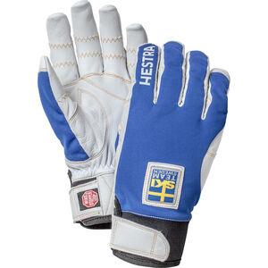 Hestra Ergo Grip Active Gloves royal/gul royal/gul