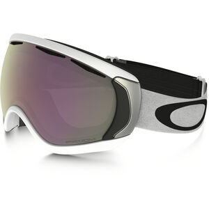 Oakley Canopy Snow Goggles matte white/prizm hi pink matte white/prizm hi pink