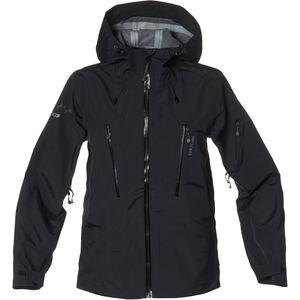 Isbjörn Expedition Hard Shell Jacket Barn black black