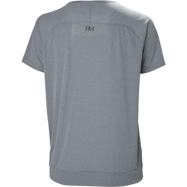 Helly Hansen HP Racing T-shirt Dam grey melange