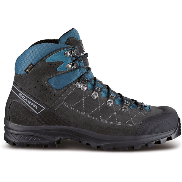 Scarpa Kailash Trek GTX Boots Herr shark gray-lake blue