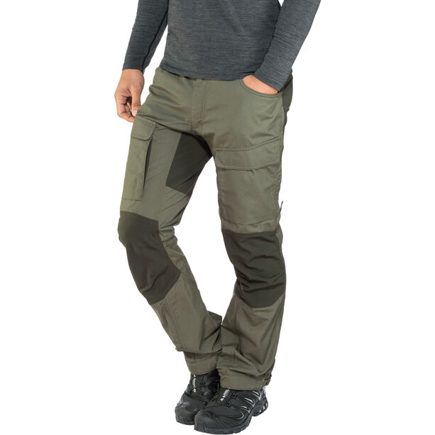 Lundhags Authentic II Pants Herr forest green/dark forest