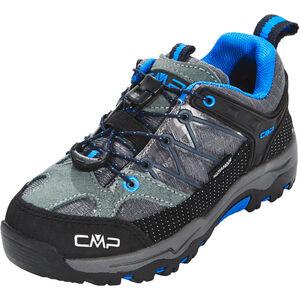 CMP Campagnolo Rigel Low WP Trekking Shoes Barn grey-zaffiro grey-zaffiro