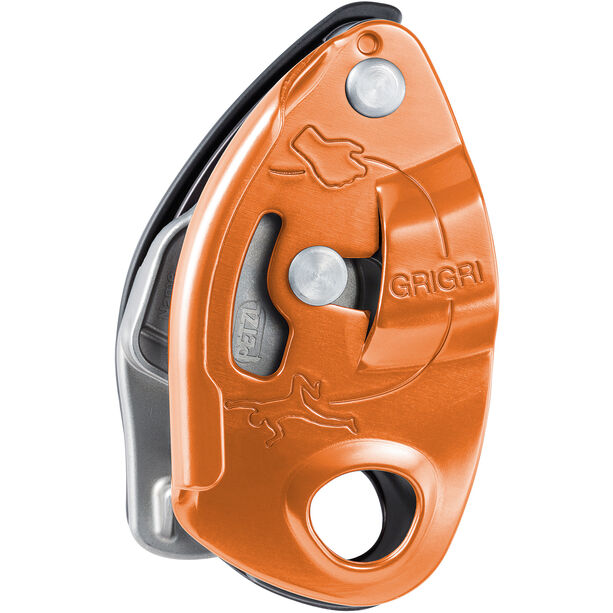 Petzl Grigri Belay Device red