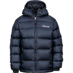 Marmot Guides Down Hoody Jacket Pojkar black black
