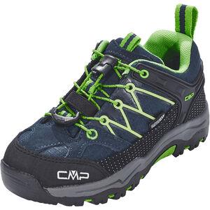 CMP Campagnolo Rigel Low WP Trekking Shoes Barn black blue-gecko black blue-gecko