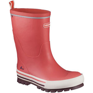 Viking Footwear Jolly Rubber Boots Barn coral/multi coral/multi
