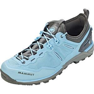 Mammut Alnasca Knit Low Shoes Dam whisper-graphite whisper-graphite