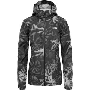 The North Face Flyweight Hoodie Dam tnf black exploded lupine print tnf black exploded lupine print