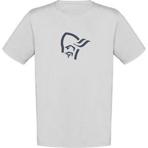 Norrøna /29 Cotton Viking T-shirt Herr drizzle melange drizzle melange