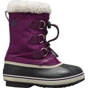 Sorel Yoot Pac Nylon Boots Ungdomar Wild Iris/Dark Wild Iris/Dark
