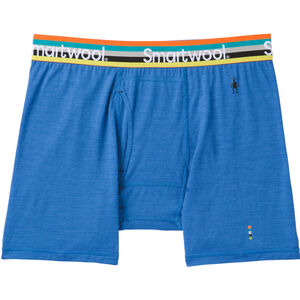 Smartwool Merino 150 Pattern Boxer Brief Herr bright cobalt bright cobalt