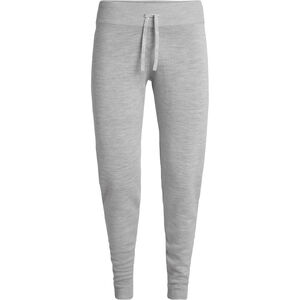 Icebreaker Carrigan Sweater Pants Dam Steel Heather Steel Heather