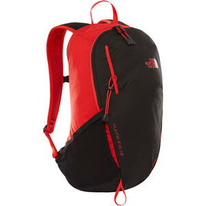 The North Face Kuhtai Evo 18 Backpack fiery red/tnf black fiery red/tnf black