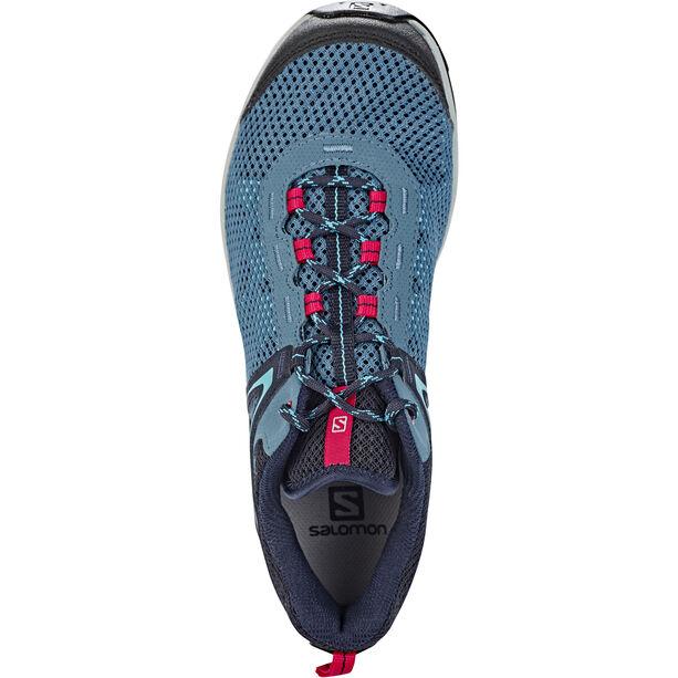 Salomon Ellipse Mehari Shoes Herr phantom/navy blazer/virtual pink