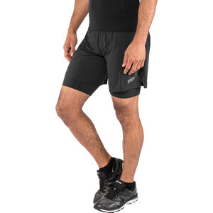 "inov-8 Trail 7"" Shorts Herr black/red black/red"
