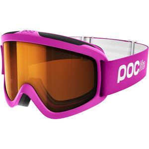 POC POCito Iris Goggles Barn fluorescent pink fluorescent pink