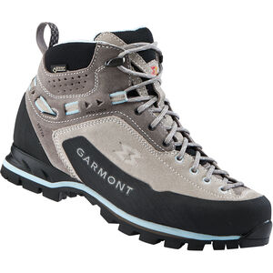 Garmont Vetta GTX Mid Cut Shoes Dam warm grey/light blue warm grey/light blue