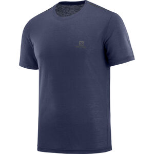 Salomon Explr SS Tee Herr night sky night sky
