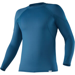 NRS Rashguard LS Shirt Herr moroccan blue moroccan blue