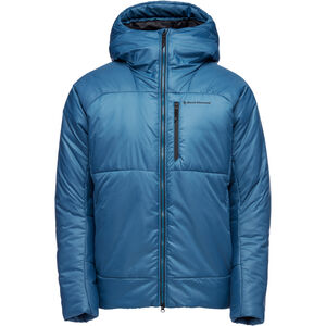Black Diamond Belay Parka Herr Astral Blue Astral Blue