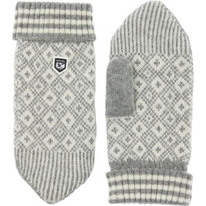 Hestra Fryken Mittens grey/offwhite grey/offwhite
