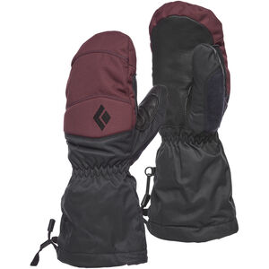 Black Diamond Recon Mittens Dam Bordeaux Bordeaux