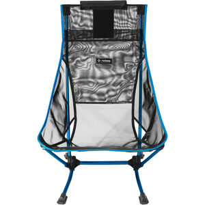 Helinox Beach Chair Mesh black-blue black-blue