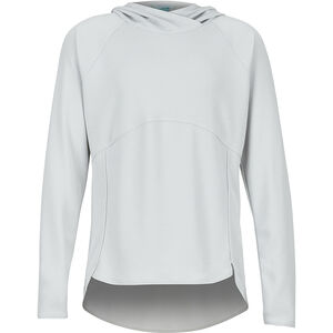 Marmot Sunrift Hoody Flickor bright steel bright steel
