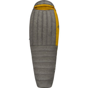 Sea to Summit Spark SpII Sleeping Bag Long Herr dark grey/yellow dark grey/yellow