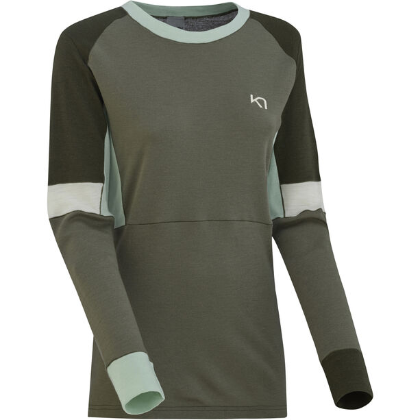 Kari Traa Yndling LS Shirt Dam Twig
