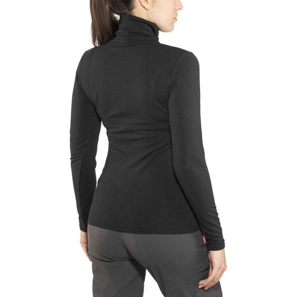 Craft Essential Warm Turtleneck Shirt Dam black