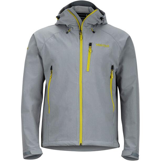 Marmot Tour Jacket Herr grey storm