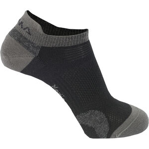 Aclima Ankle Socks 2-Pack jet black jet black