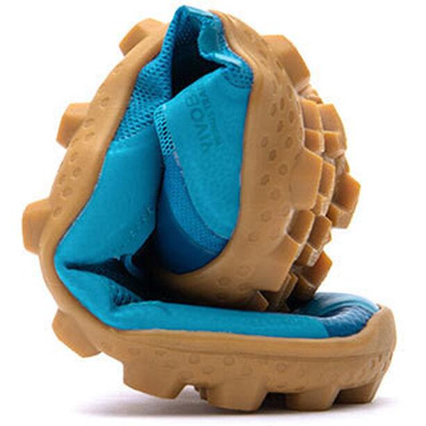 Vivobarefoot PrImus TraIl SG Shoes Dam petrol blue textile